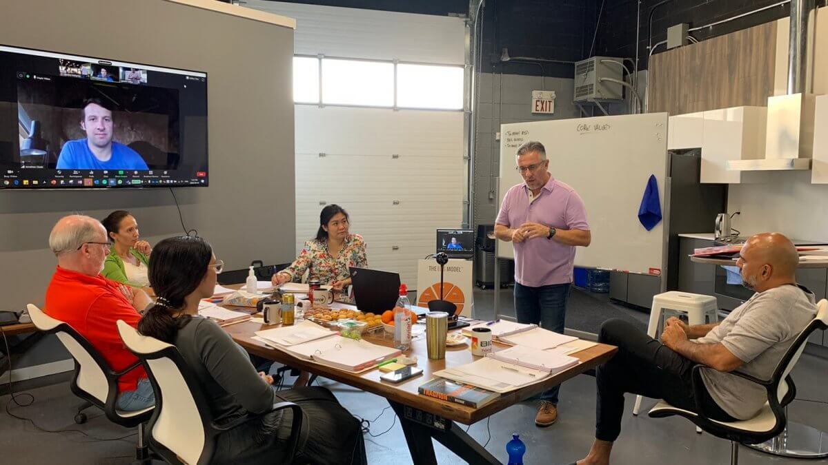 RxBIO Team learning and training