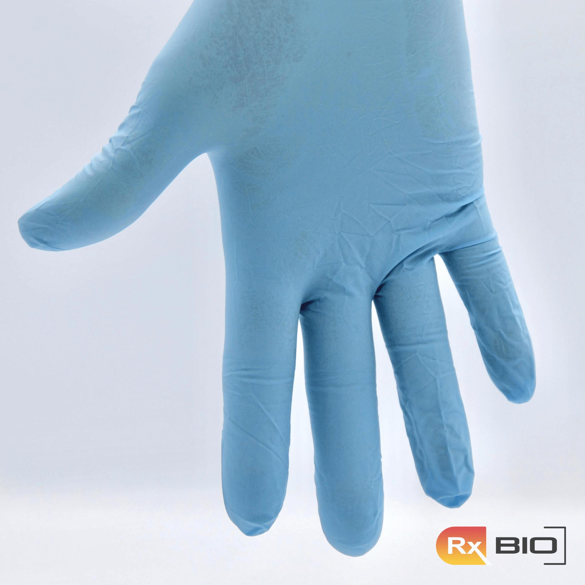 Medical + Non-Medical Grade Nitrile Gloves