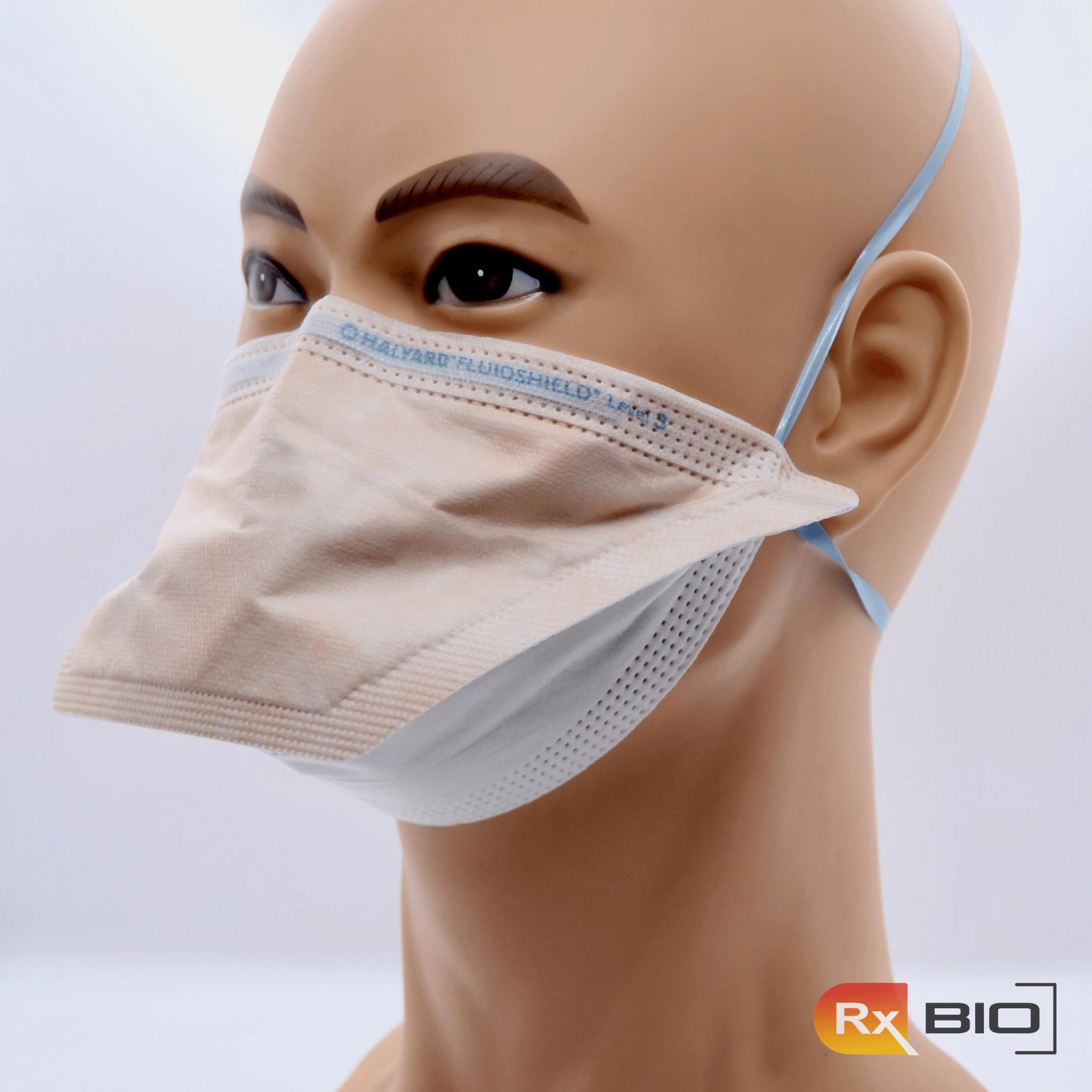 Halyard N95 Mask
