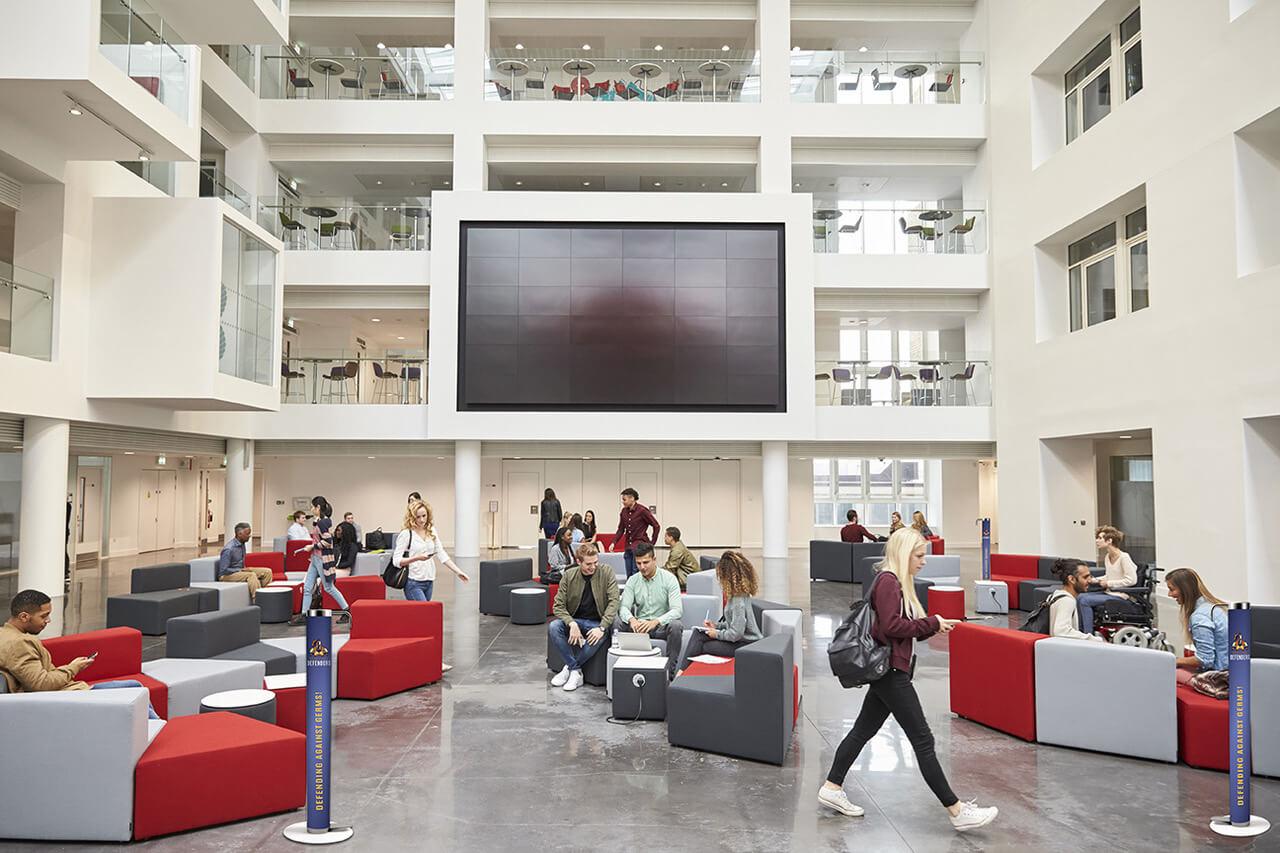 University Lobby